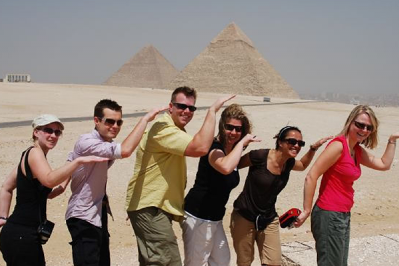 Cheap Travel Package in Egypt to Old Cairo, Pyramids of Giza and Saqqara and Hurgahda