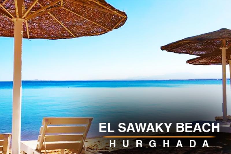 El sawaky beach