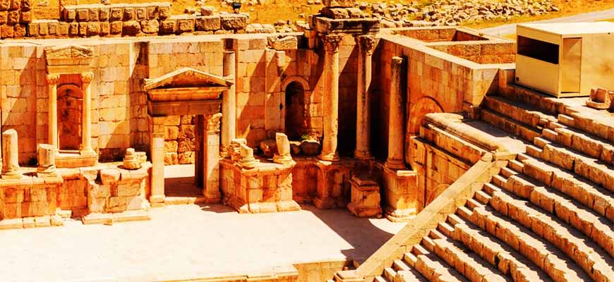 Half Day Tour to Um Qais from Amman